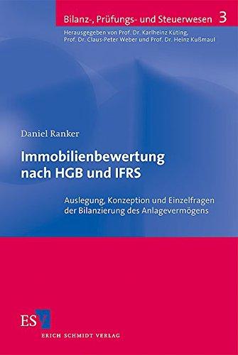 """<pre>Immobilienbewertung nach HGB und IFRS: Auslegung, Konzeption und Einzelfragen der Bilanzierung des Anlagevermögens (Bilanz-, Prüfungs- und Steuerwesen, Band 3) """"/></a> <br><a href="""