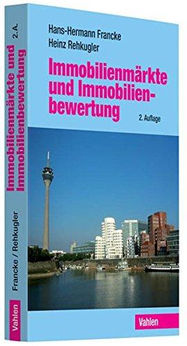 """<pre>Immobilienmärkte und Immobilienbewertung """"/></a> <br><a href="""